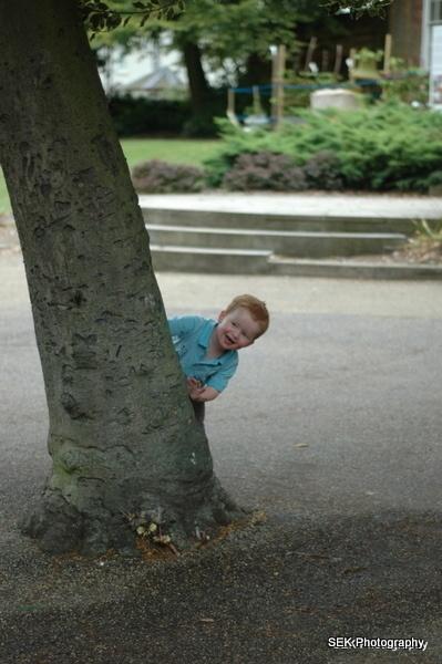 Peek-a-boo by SusanKing