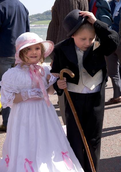 Victorian Ladies & Gentlemen by davey_griffo