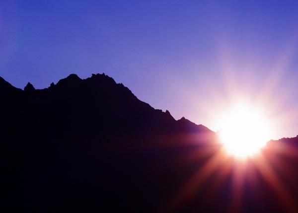 Sun by alexguja