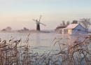 Thurne in a freeze