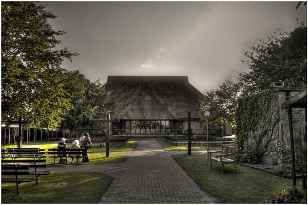 Walshsingham Church by lvphotogallery