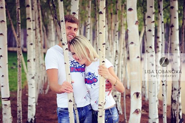 Birches by lisalobanova