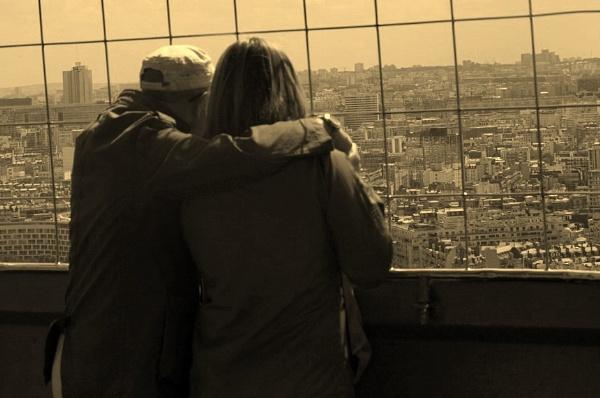 Sharing Paris by jessikerr