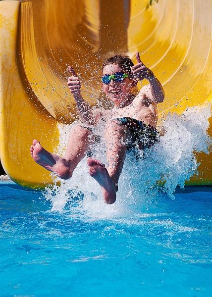 Splashdown by Philo