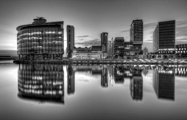 MediaCity | Salford Quays by BarrieNeilPhotography