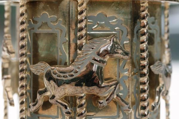 a metal horse by jimbob5643