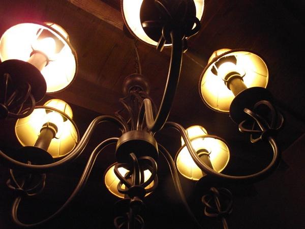Lighting by K4TIE