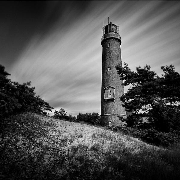 Lighthouse \'Darsser Ort\' by ketscha