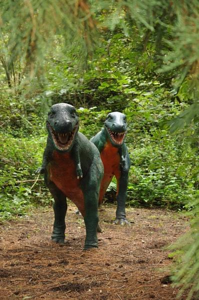 T-Rex by GavChap