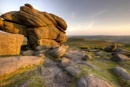 Late evening at Higger Tor