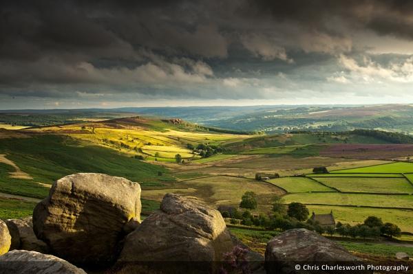 Light on Millstone Edge by Chris_C
