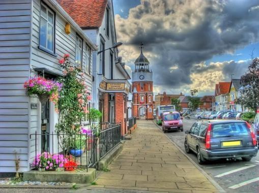 The Clocktower Burnam On Crouch Essex. by eddy2steady