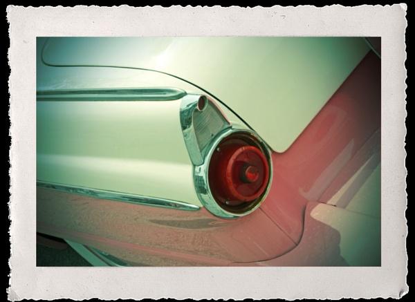 Retro-car by Keith-Mckevitt