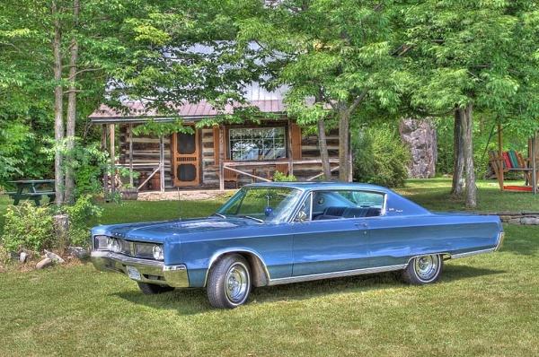 Chrysler Newport by chieflong