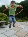 'Hula Hoop Skipping'