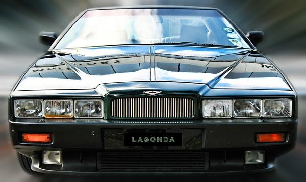 The Beautiful Lagonda by ChiliMan