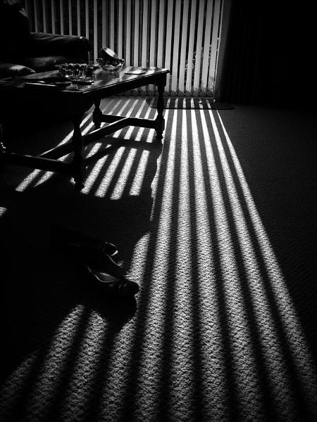 light across the floor by awjay