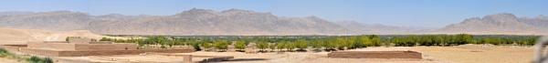 Afghan Landscape by HectorRivera