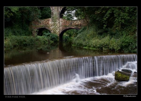 TORR PARK WEIR by buxton