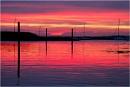 Bradwell sunset