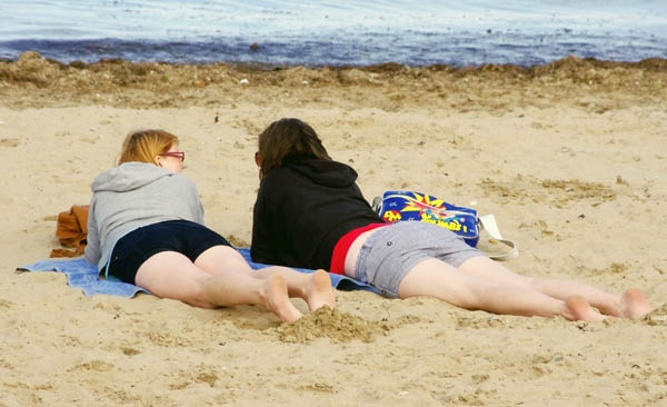 On the Beach 1 by fcc