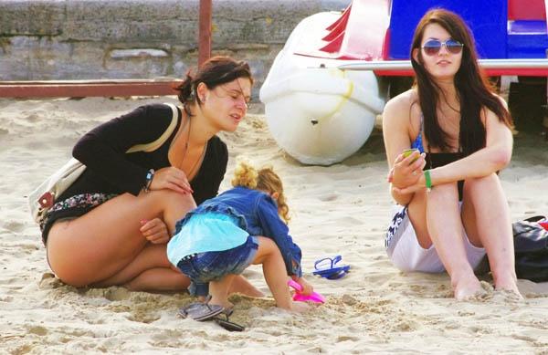 On the Beach by fcc