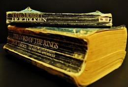 J.R.R Tolkien. In gratitude.