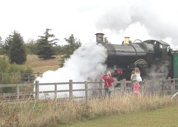 Railway Children by Hurstbourne