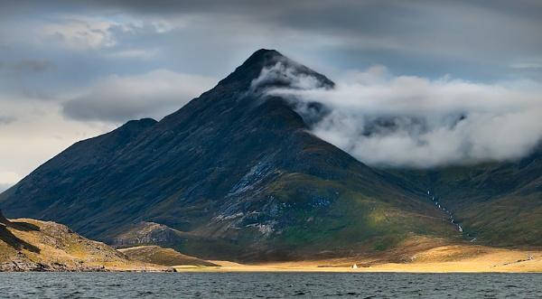 Lonley Cottage - Isle of Skye by stormcrowuk