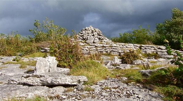 Heavy Weather over Limestone by PaulLiley