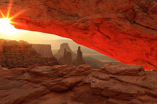 Mesa Arch by maclarens