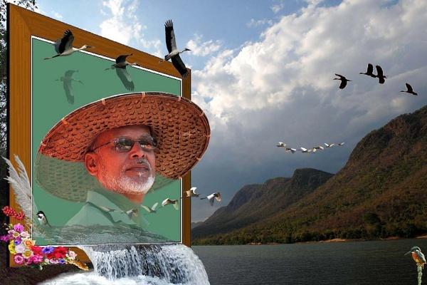 Nature Lover by maheshkar