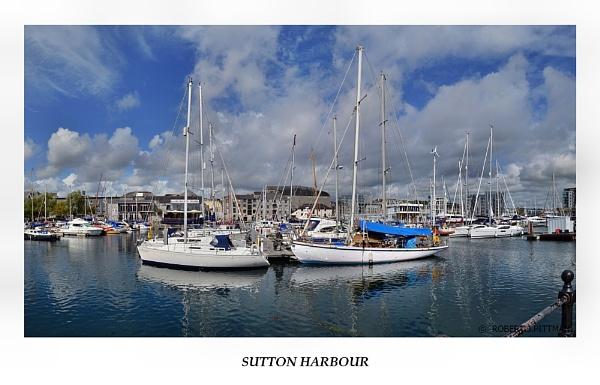 SUTTON HARBOUR 3. NIKON D3100. DSC_0414. by rpba18205