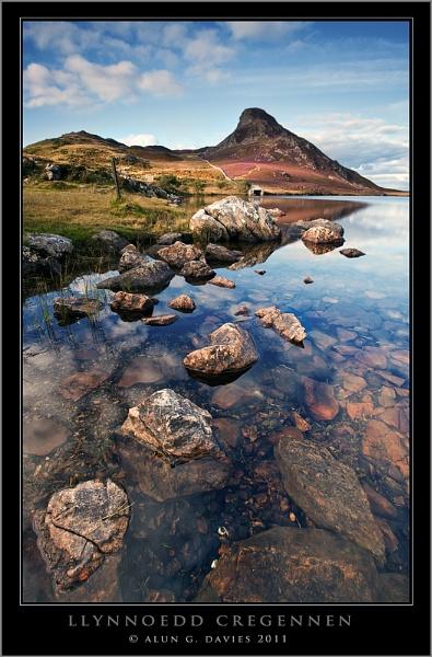 Llynnoedd Cregennen / Cregennen Lakes by Tynnwrlluniau