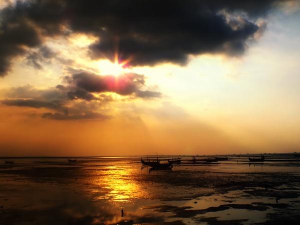 at dawn by widjaba