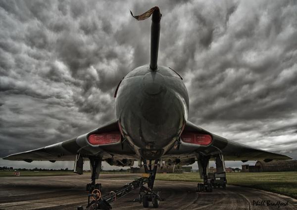Vulcan by Phillb
