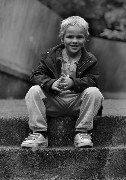 My nephew Bailey by PaulJenkins