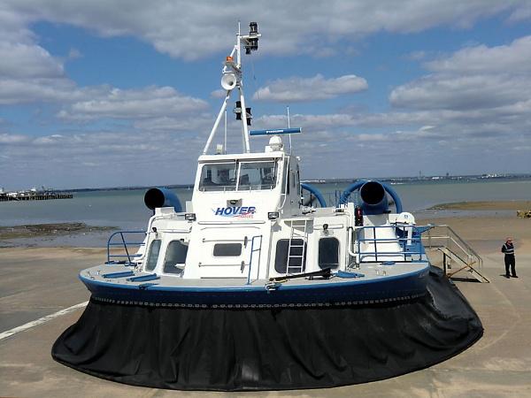 Hover Ferry by Gypsyman