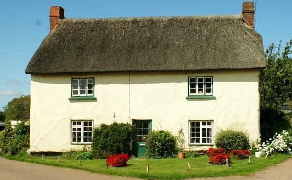 Thatch Cottage by Jen10