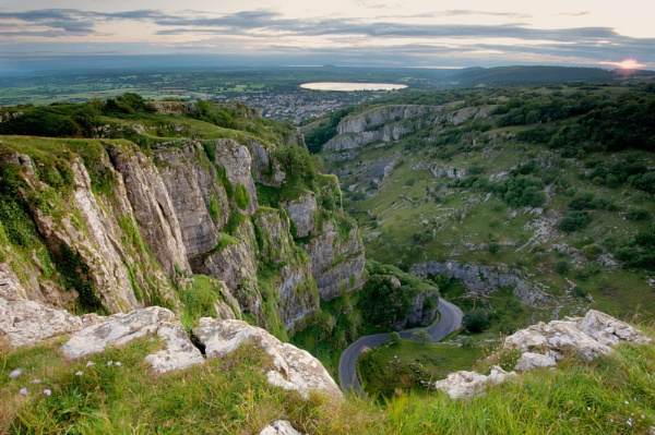 Cheddar Gorge by janetm