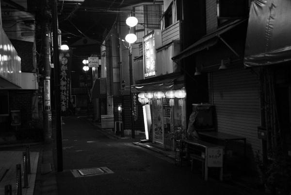 Chinese in Tokyo by prestoninjapan