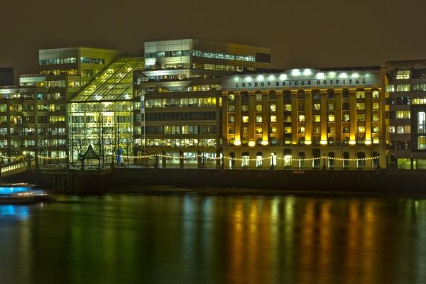 London Bridge Hospital by Russell_Charles