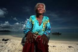Queen of Gusungan Island