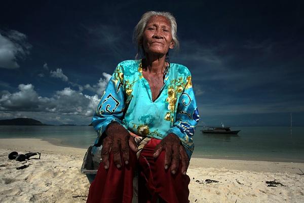 Queen of Gusungan Island by perakman