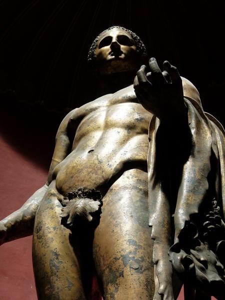 Sculpture in Sistine Chapel by Peter_West