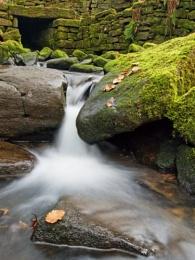 Waterfall, Crimsworth Dean
