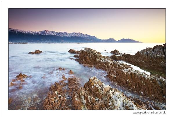 Kaikoura Dawn by richardwheel