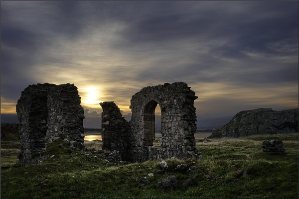 The church of St. Dwynwen by Wooly