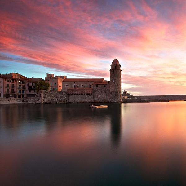 Collioure Calm by RobboB