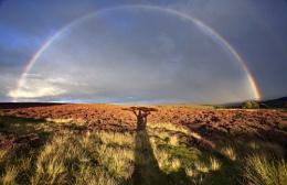 rainbow moor